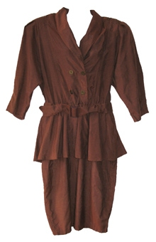 vintage jurk
