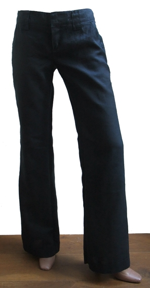 marineblauwe Watcher pantalon,  maat 34