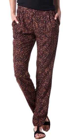 chino pantalon met blokjes - nieuw -,  maat 40