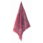 sjaaltje met paisley-motief