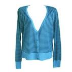 blauw gestreept vestje van MEXX - nieuw -, maat M