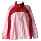 rood-roze jack van PL Land, maat M