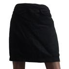 zwart minirokje van Hennes, maat 40