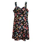 Diolen Loft vintage design jurk, maat S