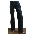 marineblauwe Watcher pantalon, maat 34