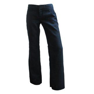 marineblauwe Watcher pantalon