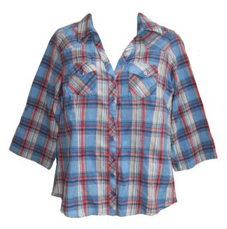 "New Look blouse ""Dutch flag"""