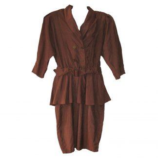 vintage jurk Sue Ellen