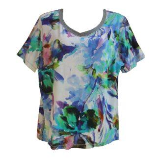 aquarel shirt van Witteveen