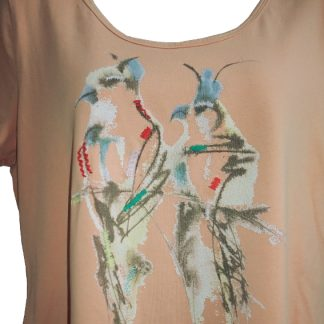 "Promiss shirt ""Birds"""