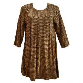 H&M jurkje met retroprint