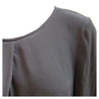 zwarte Mint & Berry blouse