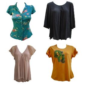 blouses, shirts en topjes in maat XS en kleiner