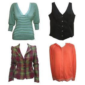 jasjes, truien en vesten in maat XS en kleiner