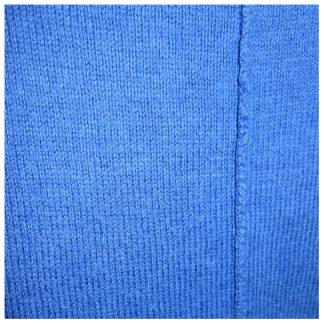 kobaltblauwe trui